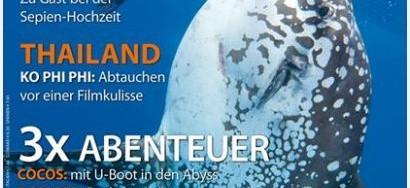 Unterwasser April 2014 Cover