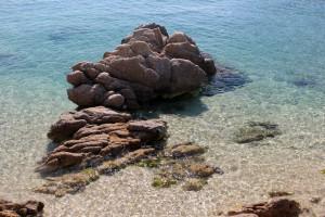 Italien, Sardinien - Costa Rei, kleine Badebucht